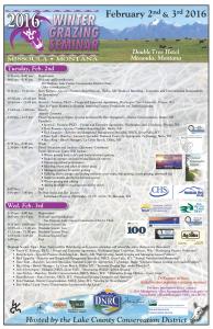 Winter grazing seminar